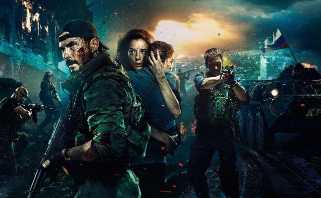Film naj bi navdihnili resnični dogodki, vendar je čista fikcija, ruski vojaki na Kosovu niso nikoli izstrelili niti enega naboja.