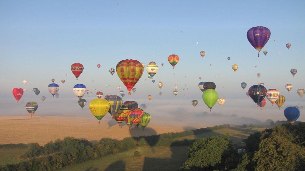 V Prekmurje prihaja največji balonarski spektakel pri nas