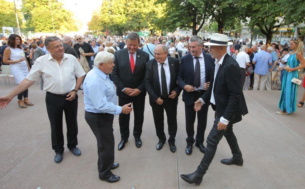 FOTO:Prekmursko slavje bo tudi ob odprtju spomenika