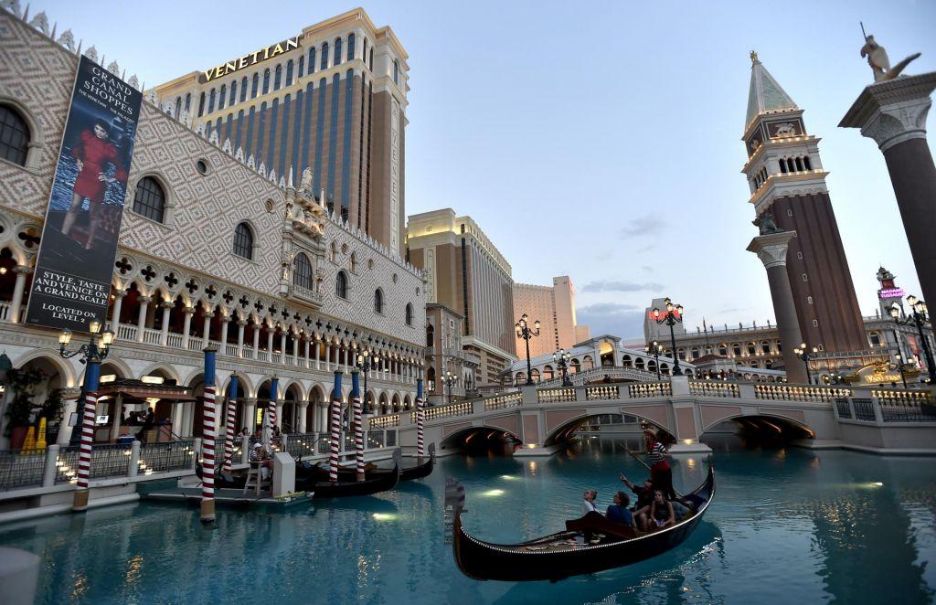 FOTO:Las Vegas: avtentično mesto, polno ponaredkov