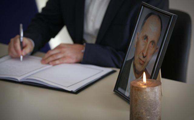 Ivan Oman je veljal za starosto slovenske politične pomladi. FOTO: Matej Družnik/Delo