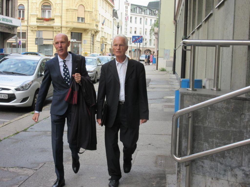 Mirko Krašovec pravnomočno oproščen