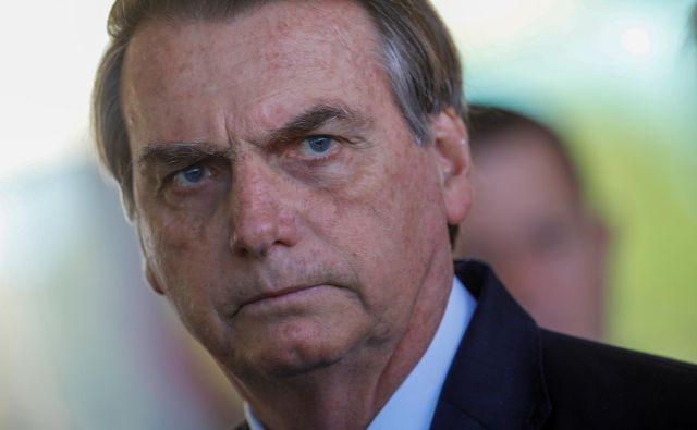 Jair Bolsonaro FOTO: Reuters