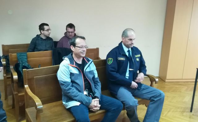 Janko Tomić je že 15 mesecev za zapahi priporniške celice.<br /> Foto Aleš Andlovič