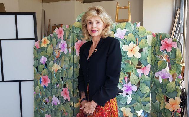 Sally Ranney Foto: Simona Drevenšek