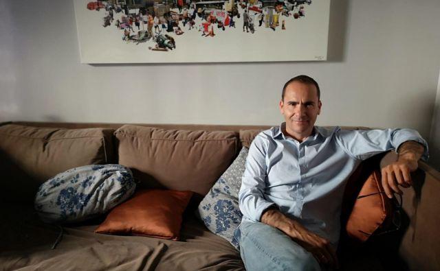 David Jiménez je uredniški položaj prevzel leta 2015. Odpustili so ga po 366 naslovnicah.Foto: osebni arhiv