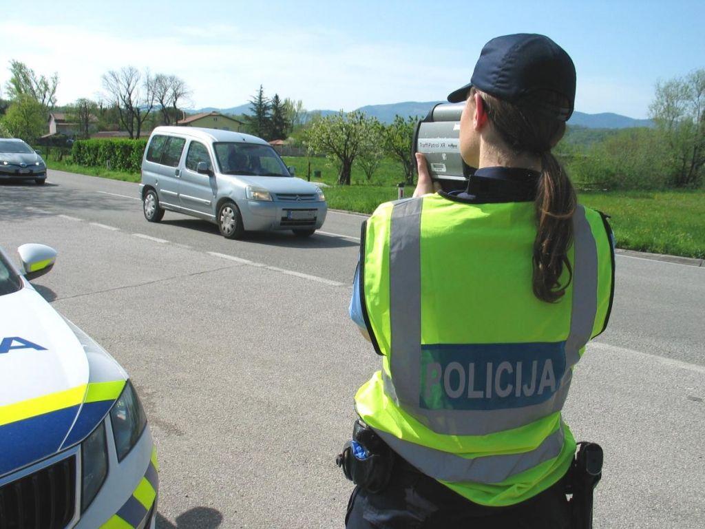 Poostren nadzor na cestah odkril več kot 3000 kršitev