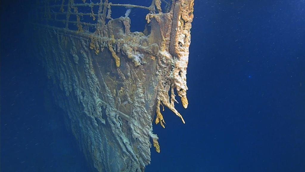 Prvič po 14 letih obiskali Titanik