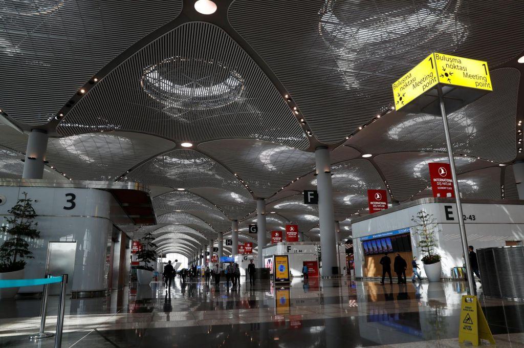 FOTO:Novo letališče: med tehnološko najbolj naprednimi na svetu