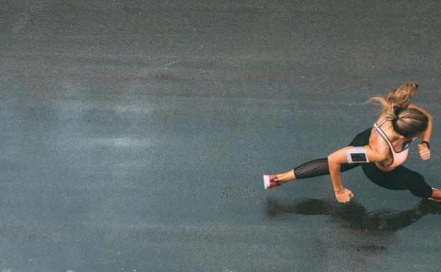 Za objektivno vrednotenje kondicije oziroma aerobne sposobnosti začetnika so primerni hodalni testi in predikcijski oziroma napovedovalni testi. Foto: T. Tsvetkov