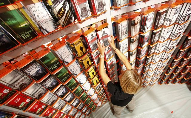 Ne gre le za promocijo literature, ampak umetnosti nasploh. Foto Reuters