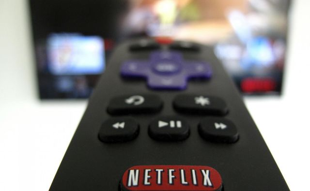 Na domačem ameriškem trgu je Netflix po številu naročnikov že zdavnaj prehitel celoten trg kabelske televizije. Foto Reuters