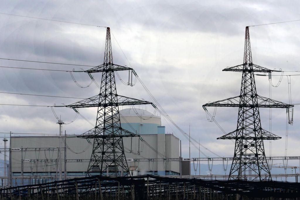 Vlada bo podprla gradnjo druge nuklearke