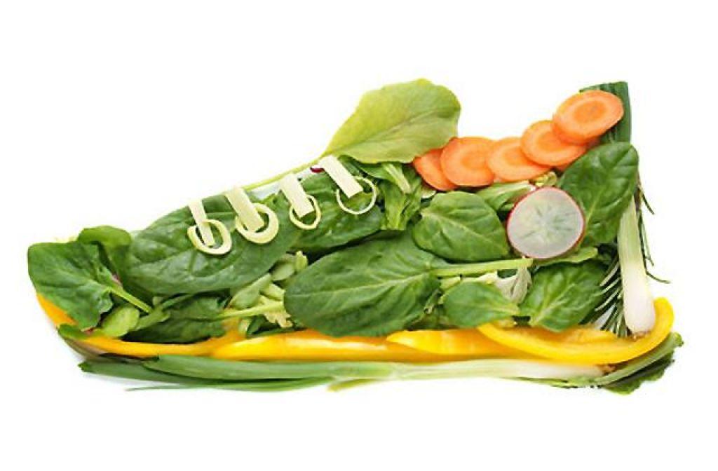 Prehrana za tek in zdravje