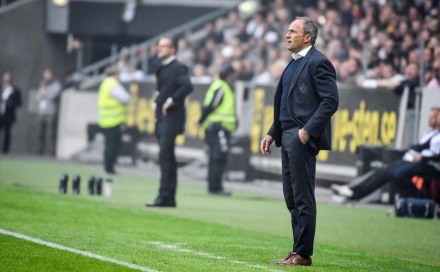 Darko Milanič optimistično pričakuje povratno tekmo Maribora z bolgarskim Ludogorcem. FOTO: Reuters