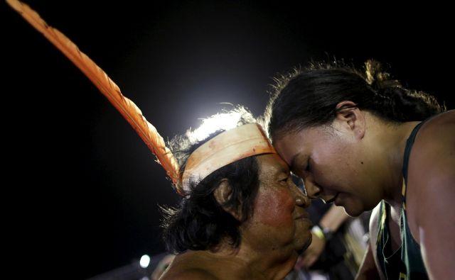 Maori niso samo še ena v vrsti kolektivističnih kultur na območju pacifiške Azije, kjer »jaz« v resnici sploh ne obstaja. Obstajati začne šele v odnosu do okolja. Foto: Reuters
