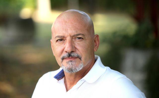 Gabriele Nardin:»Če se je Mandarić pripravljen pogovarjati z normalnim besednjakom in v mirnem tonu, sem pripravljen nadaljevati pogajanja.« FOTO: Jože Suhadolnik