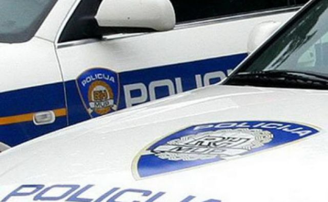 Hrvaški policisti pobeglega voznika še vedno iščejo.FOTO: Arhiv