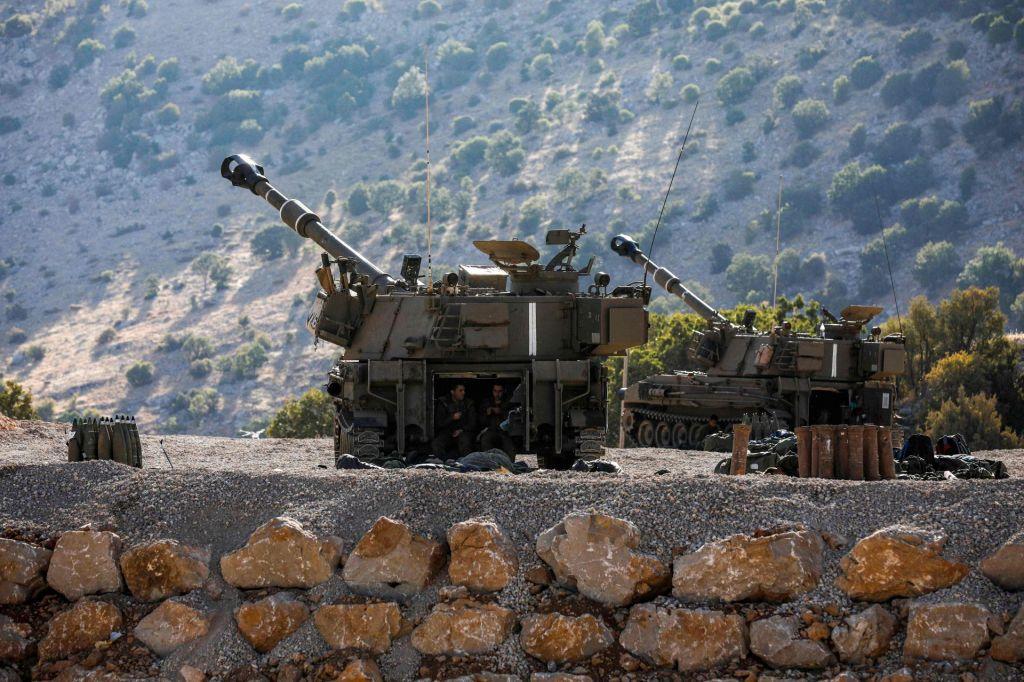 Izraelska vojska napadla »teroristične cilje in vojaške objekte« v Siriji