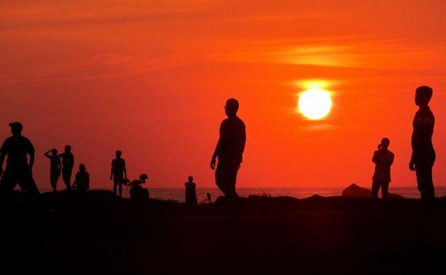 Prevladujoči podobi človeka, pesimistična in optimistična, si seveda zgolj na videz nasprotujeta. FOTO: Blaž Samec/Delo