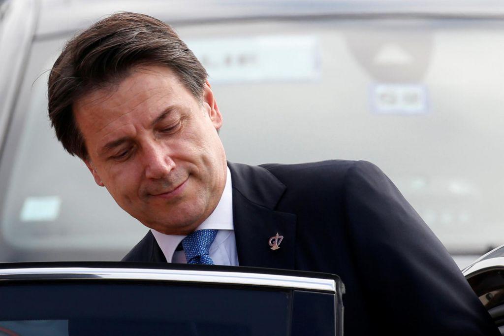 Na čelu vlade bi se lahko spet znašel Conte