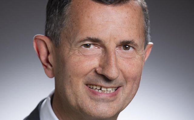 Avstrijski obrambni minister začasne vlade Thomas Starlinger. FOTO: Harald Minich/Avstrijska zvezna vojska