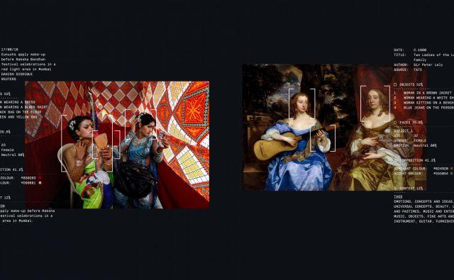 MCRUK naj bi pomenil prelomnico pri sodelovanju med umetnostjo, znanostjo in gospodarstvom Foto Reuters