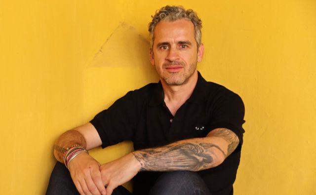 José Luís Peixoto piše romane, poezijo, besedila za otroke in gledališče. Foto: Patrícia Santos