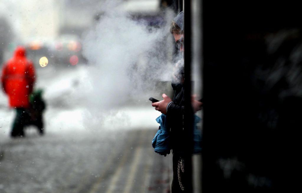 Elektronska cigareta: ne