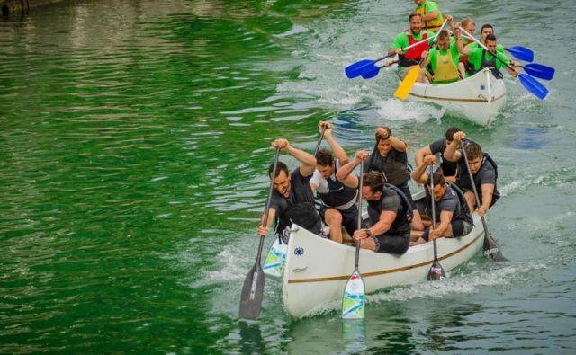 Septembra čaka Ljubljančane še <strong>Športna jesen</strong> z bogato ponudbo za zdrav življenjski slog.Foto: Tilen Šinkovec