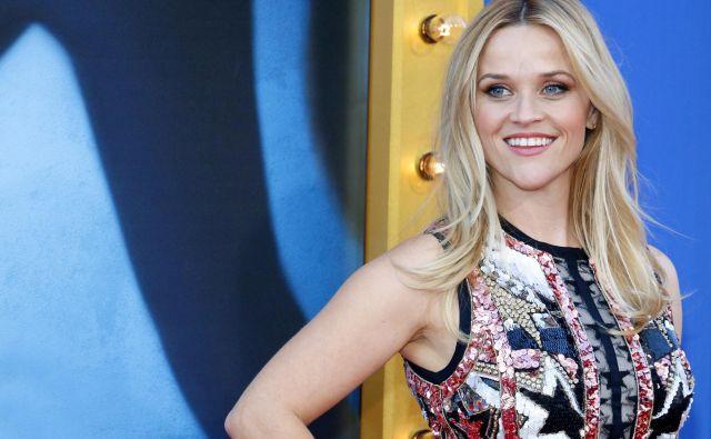 Reese Witherspoon počasi postaja uveljavljena producentka oddaj, namenjenih urejenemu domu, polnemu želodcu in zadovoljnim gospodinjam. FOTO: Shutterstock