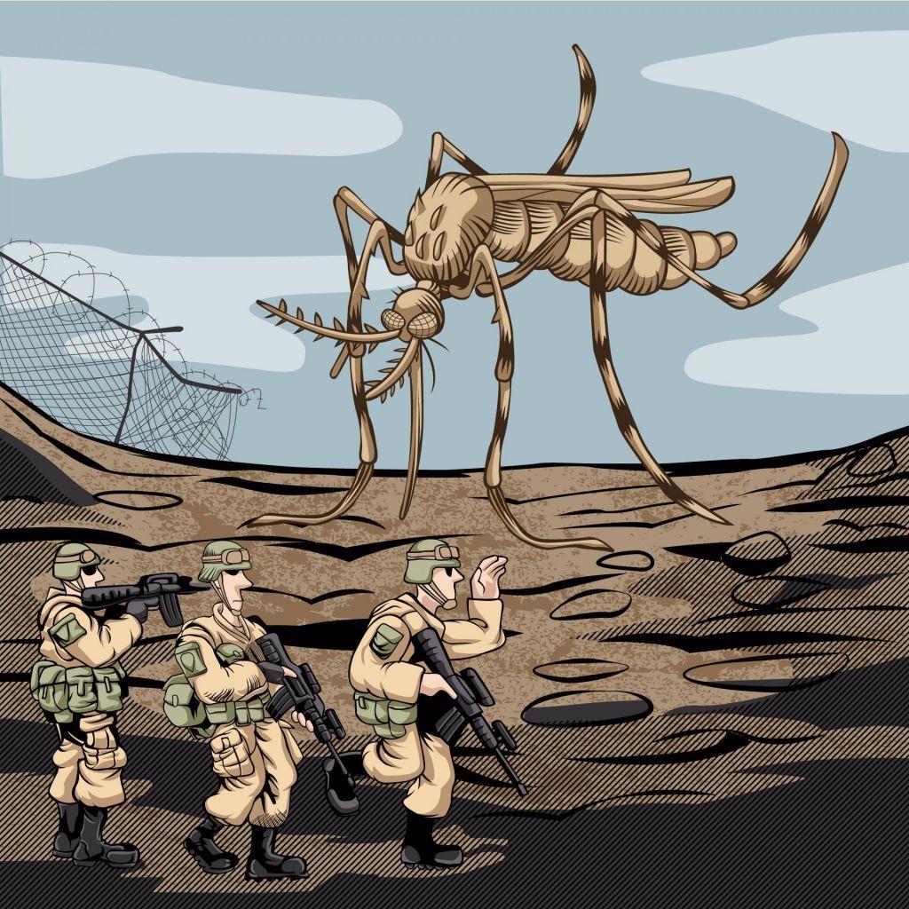Vojaška zmaga nad malarijo