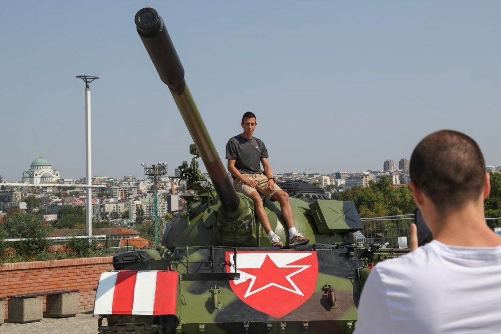 Šport na Balkanu ostaja talec politike