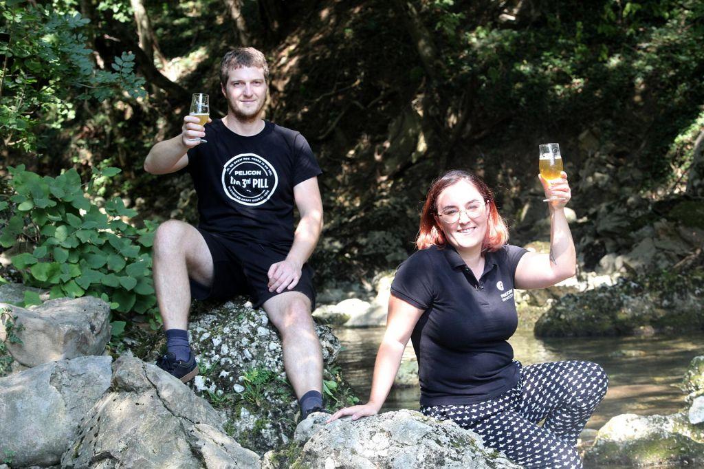 FOTO:Pivovarna v dolini vina