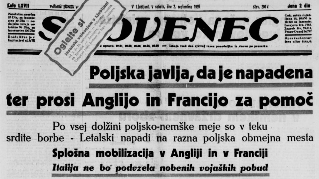 Hitler, Stalin in jugoslovansko-italijansko prijateljstvo