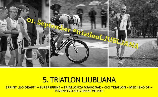 Za vse, ki se želite prvič preizkusiti v triatlonu je triatlon za vsakogar v razdalji 250 m plavanja – 8 km kolesa in 2 km teka.