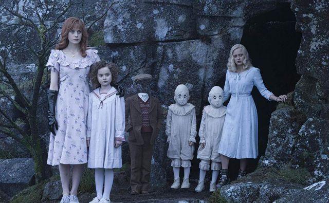 Dom gospodične Peregrine za nenavadne otroke Foto Imdb