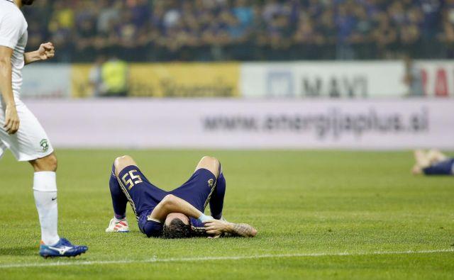 Maribor je končal evropsko pot. FOTO: Roman Šipić