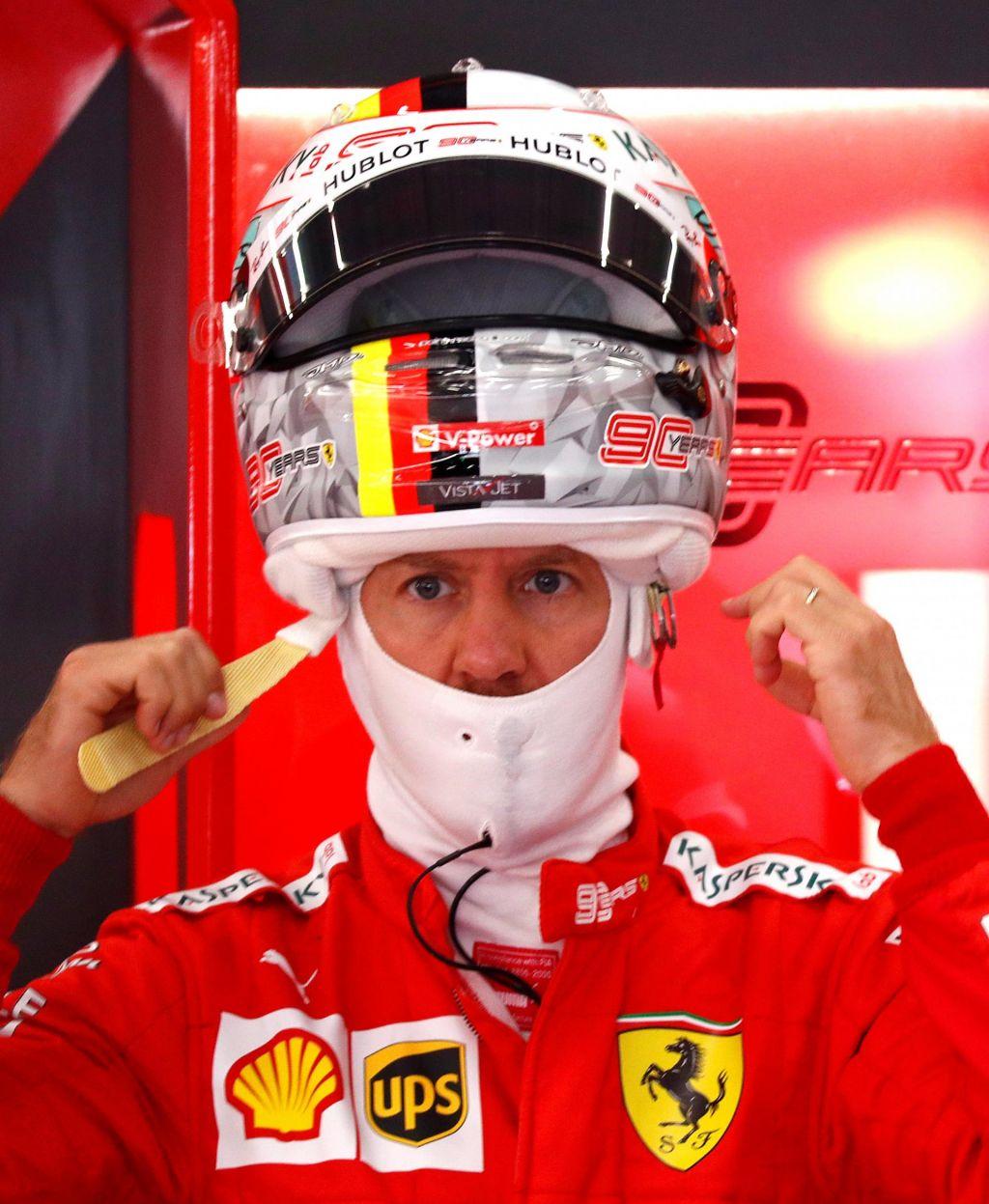 FOTO:V Ardenskem gozdu zdaj ali nikoli za Vettla in Ferrari