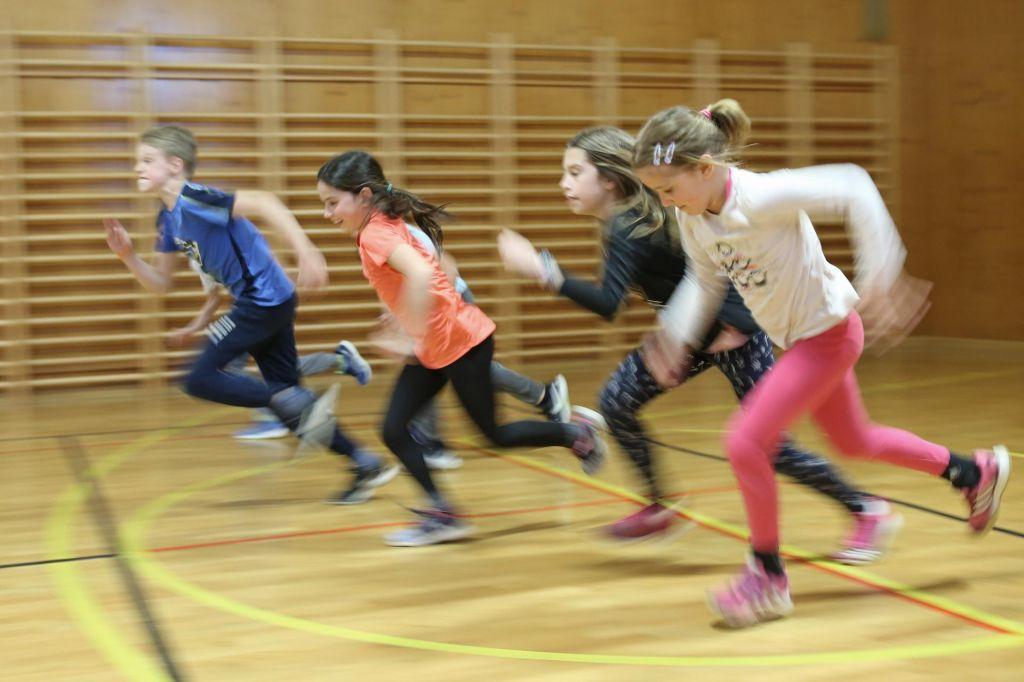 FOTO:Šola in šport: ambiciozni starši generator težav