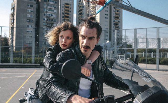 Ajda Smrekar in Jure Henigman Foto: dokumentacija MGL