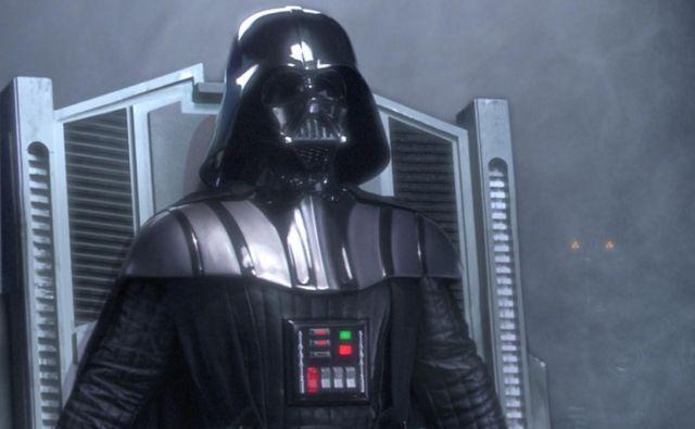 Darth Vader je bilDavid Prowse.<br /> Foto Lucasfilm