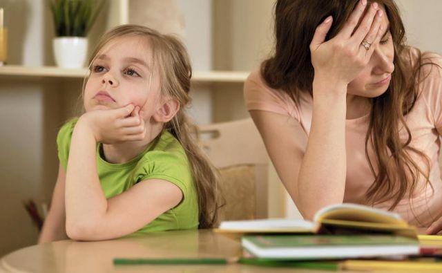 Šola in starši. FOTO: Shutterstock
