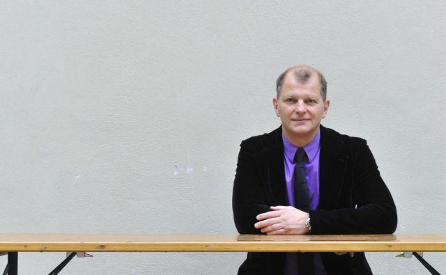 Martin Kušej je svoje imenovanje za direktorja Burgthetra na Dunaju označil kot uspeh tudi slovenske manjšine. Foto Alessandra Schellnegger/wikipedija