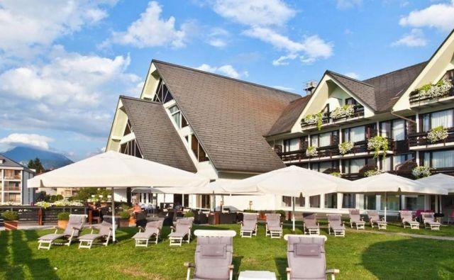 Blejski hotel Kompas je zamenjal lastnika. FOTO: Hotel Kompas