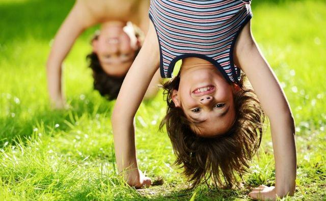 Aktivni šolarji Foto Shutterstock