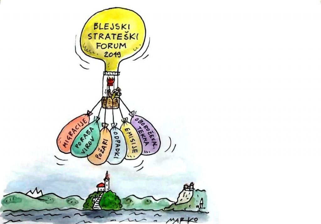 Trajnost je želja, a vse bolj ogrožena