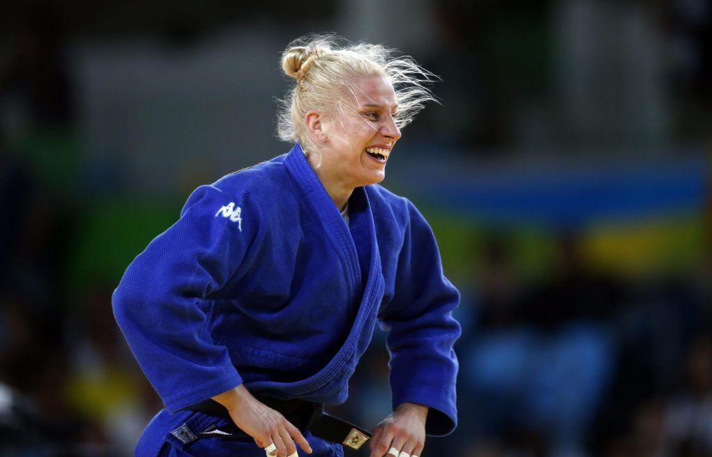 Po dobrih borbah slovo slovenskih judoistov v tretjem krogu