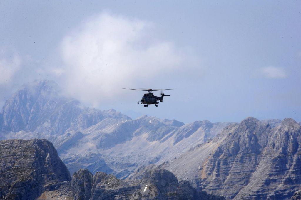 Na Norveškem v strmoglavljenju helikopterja umrlo šest ljudi