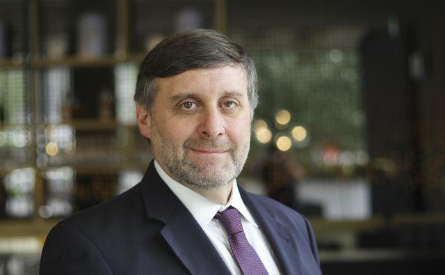 Matthew Palmer je karierni diplomat, ki bo skušal zahodnemu Balkanu vrniti vero, da ga Zahod ni pozabil. Foto Jože Suhadolnik
